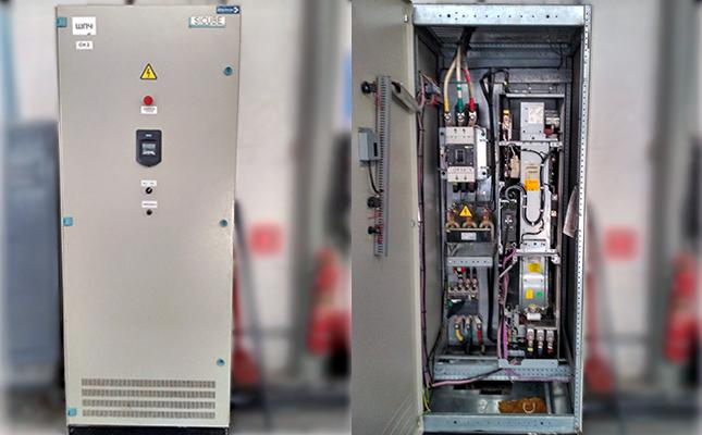 Проведение технического обслуживания и пуско-наладка преобразователей частоты и устройств плавного пуска